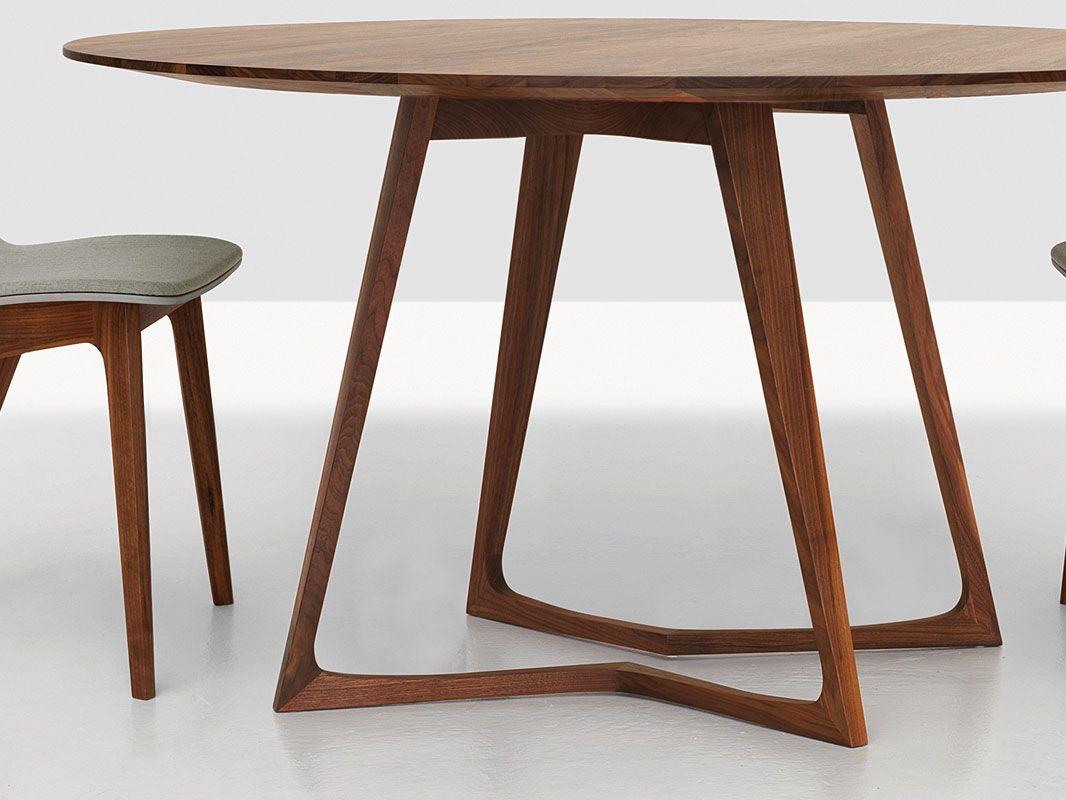 Tisch Twist rund