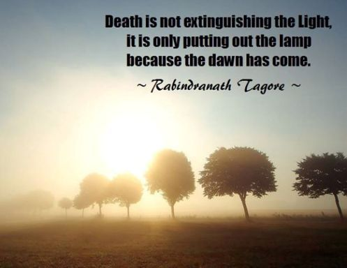 Quotes On Death Death Is Not Extinguishing The Light Poem  Google Search .