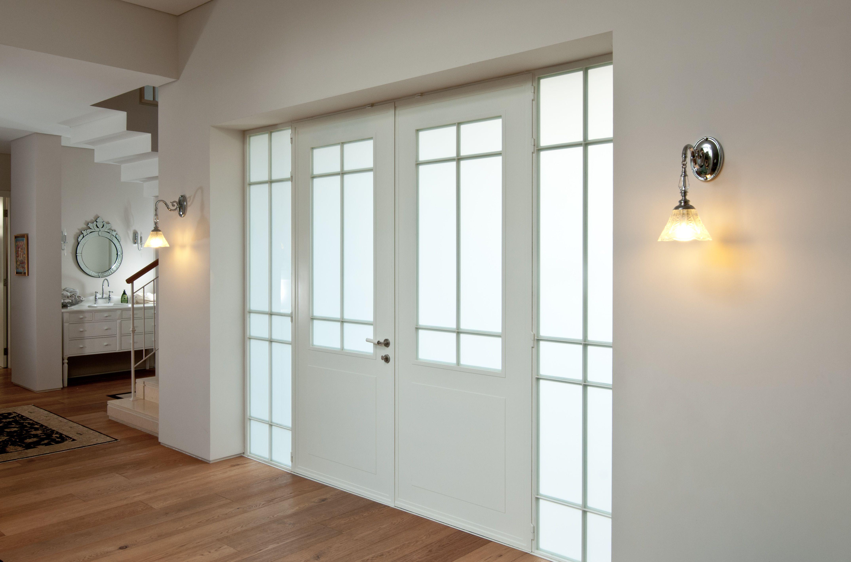 Tuval-Minimal. Steel profile Door (Belgian Profile) | Steel Doors ...
