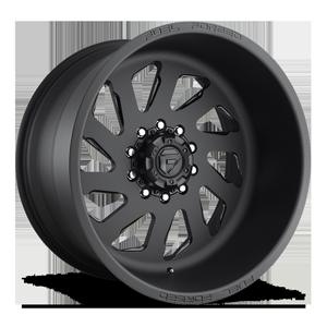Ff39d 10 Lug Front Super Single Off Road Wheels Wheel Nitto Ridge Grappler