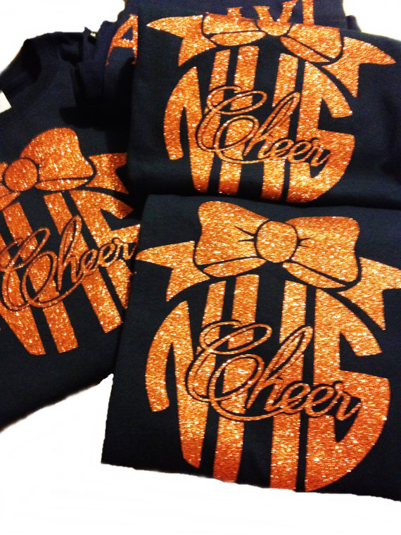 a2418116d00 Customized Cheer shirt