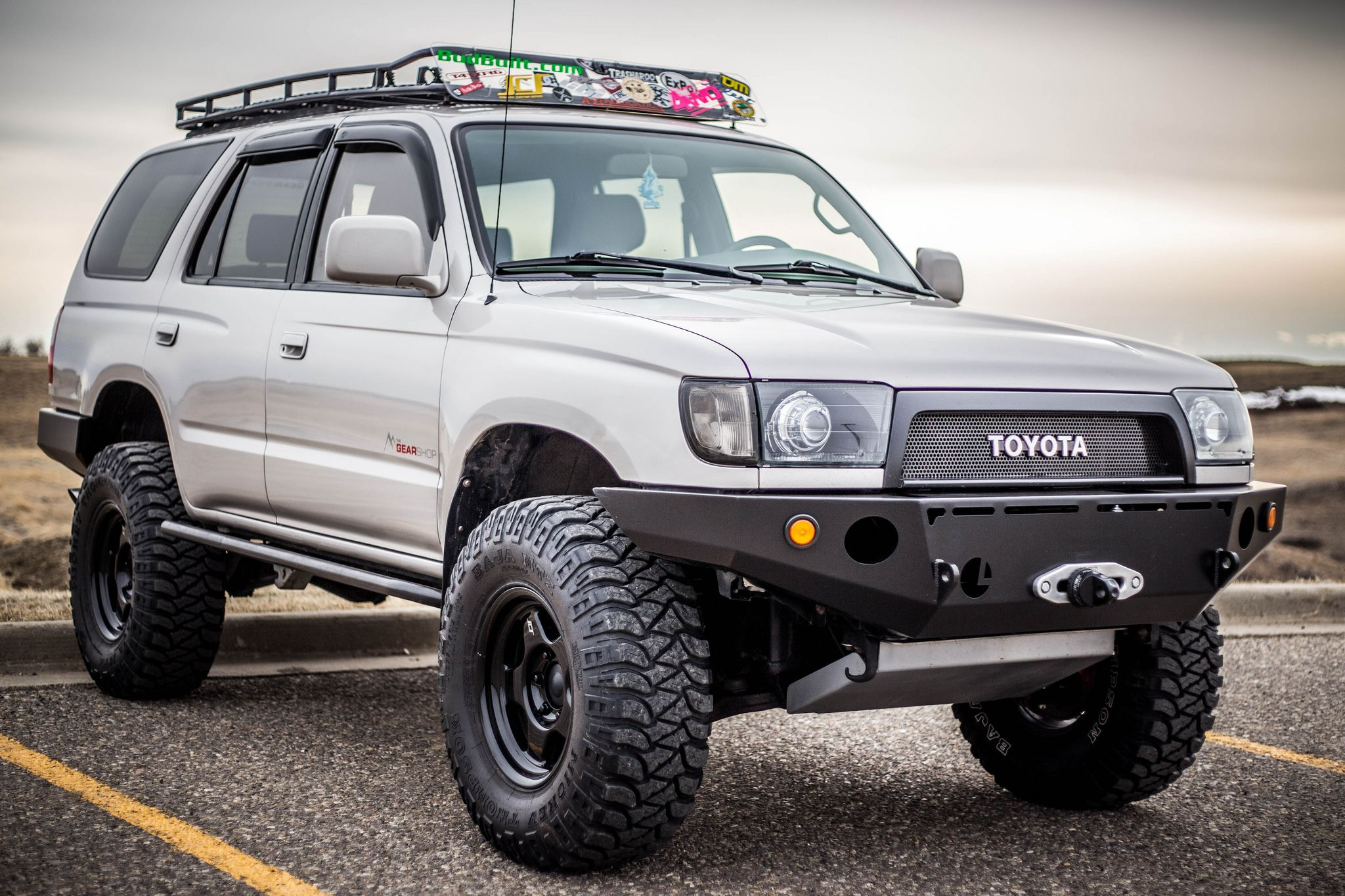 Roof Rack For 97 4runner Cosmecol