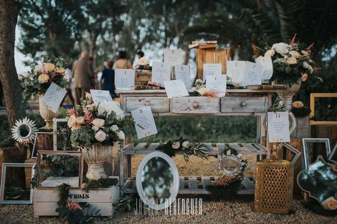 Decoraci n bodas wedding planner fincas alicante torre bosch papeler a lettering para bodas en - Decoracion alicante ...