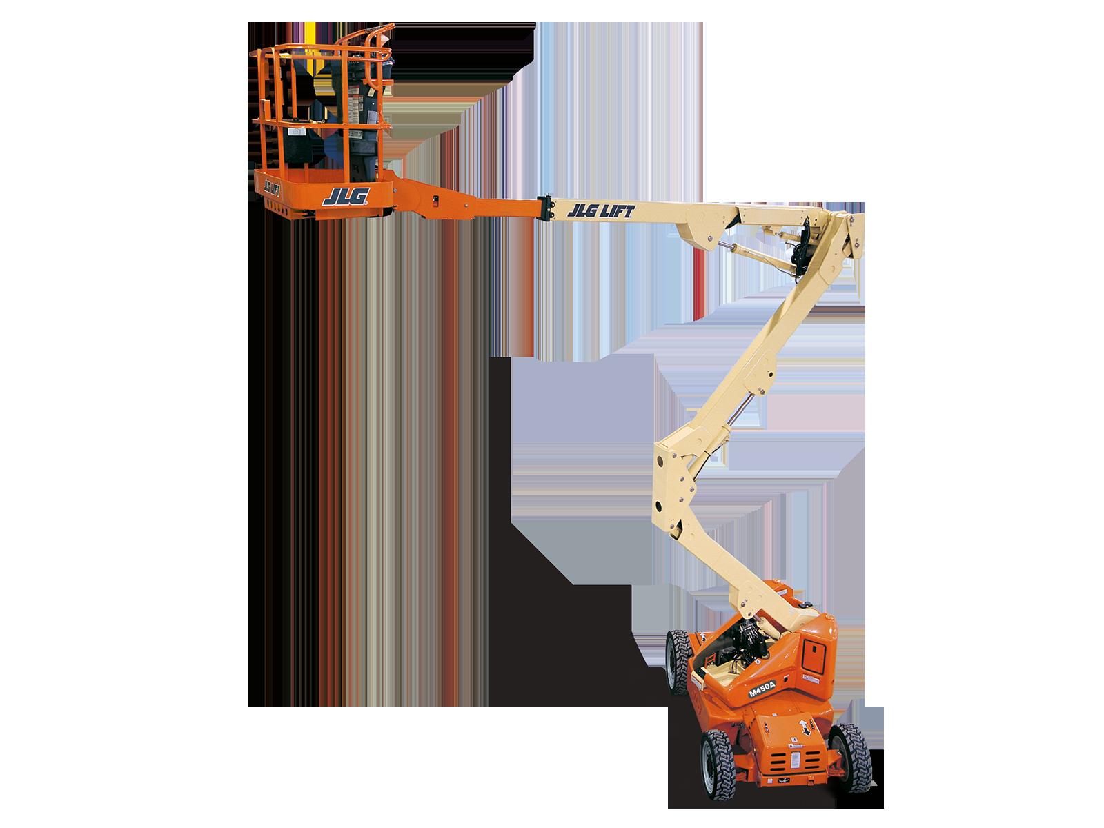 JLG Articulating Boom Lifts M450AJ Rental | Boom lift Rental