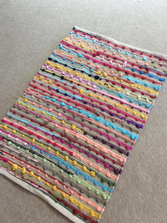 Beautiful Rag Rug Chindi Floor J Scandinavian Area Rug