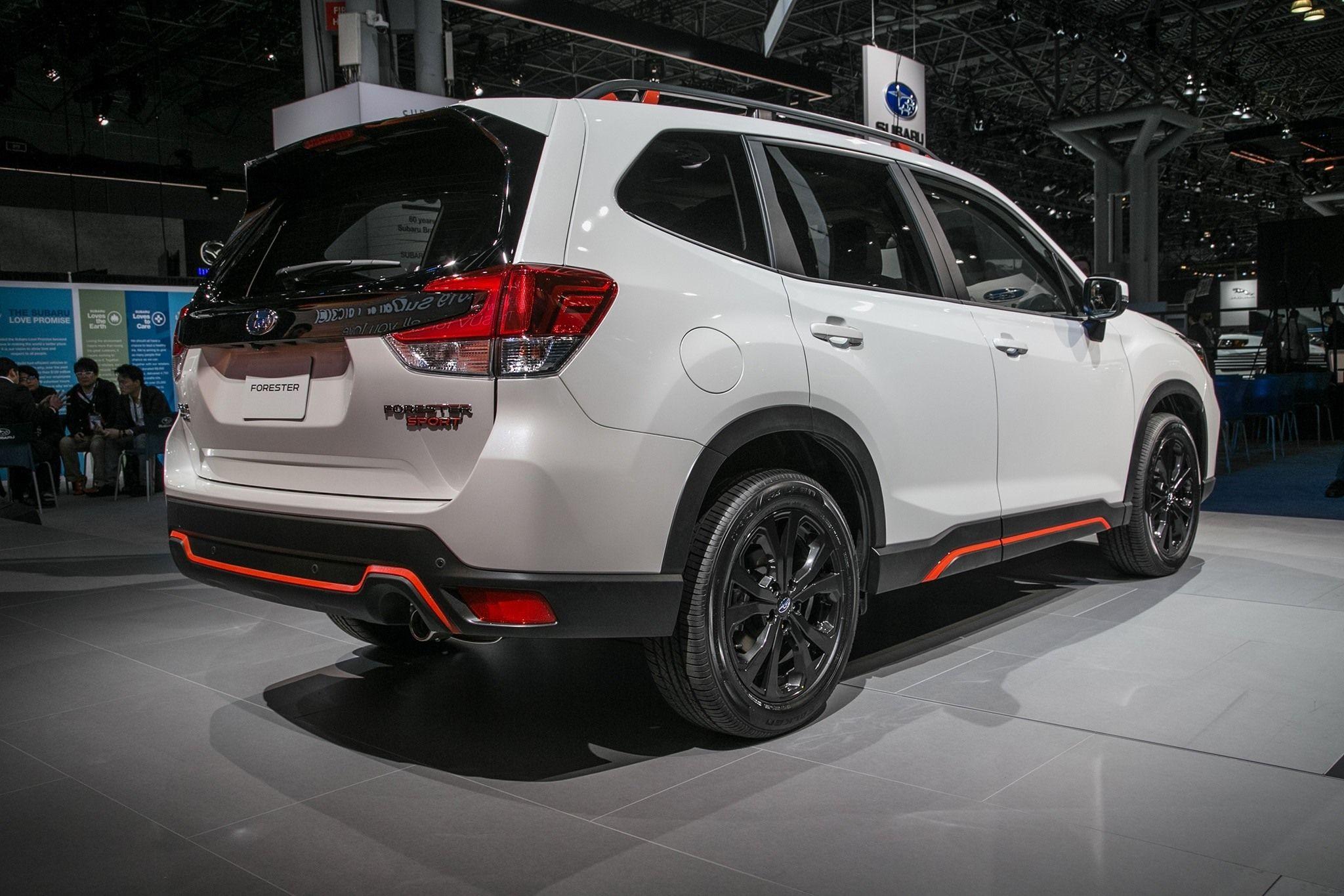 2019 Subaru Sports First Drive Subaru forester, Subaru