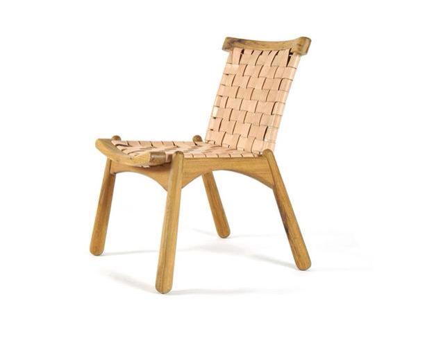 Cadeira Leme / Leme Chair. Design by Alfio Lisi.