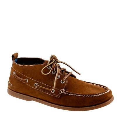 how to clean nubuck sperrys