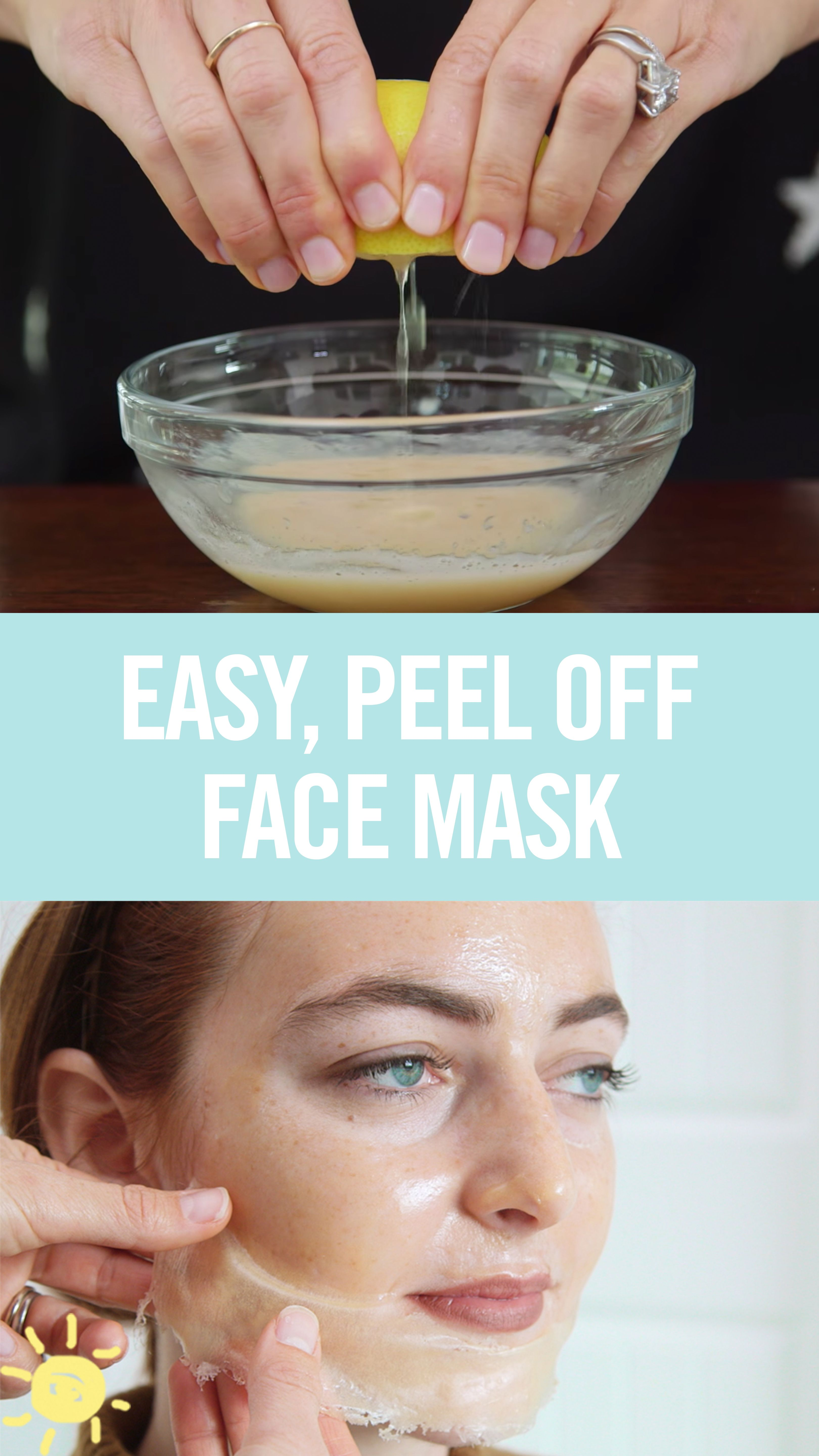 This is seriously the best face mask I have ever used. It removes dead skin cells as well as blackheads and whiteheads and will leave your skin feeling refreshed and renewed!