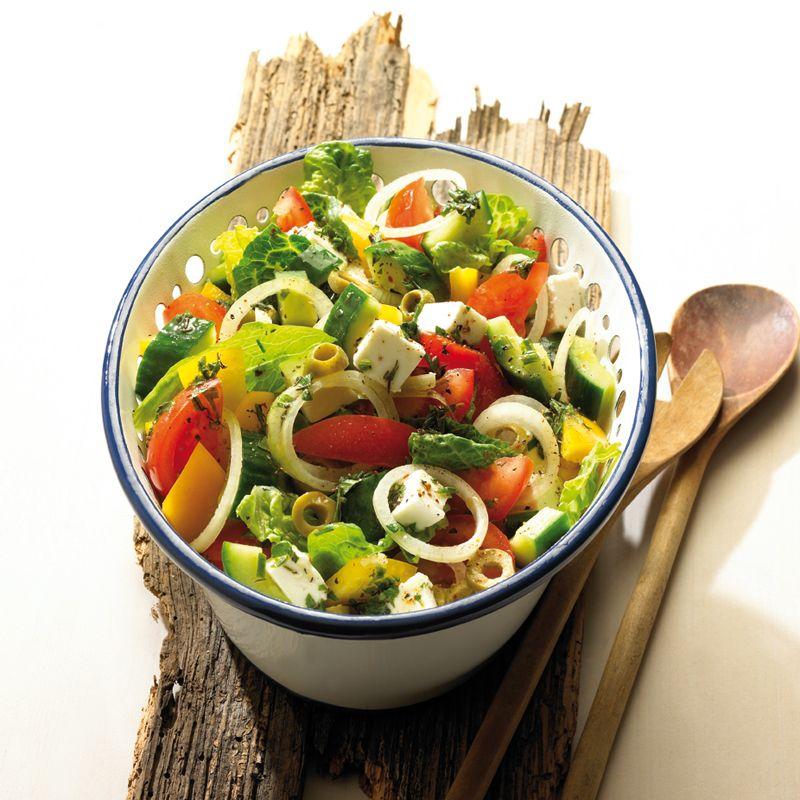 Griechischer Salat Rezept | WW Deutschland