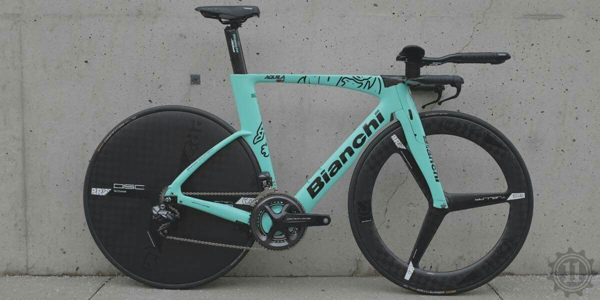 Bianchi Triathlon Bike Urban Bicycle Beautiful Bike