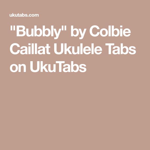 Bubbly\