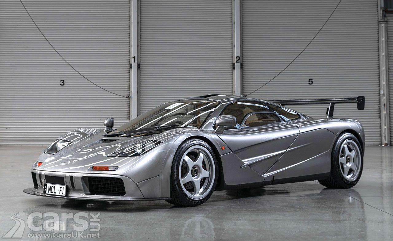 Mclaren F1 Lm Spec Chassis 018 Up For Sale Should Break 15 Million Mclaren F1 Cars Uk Gtr Car