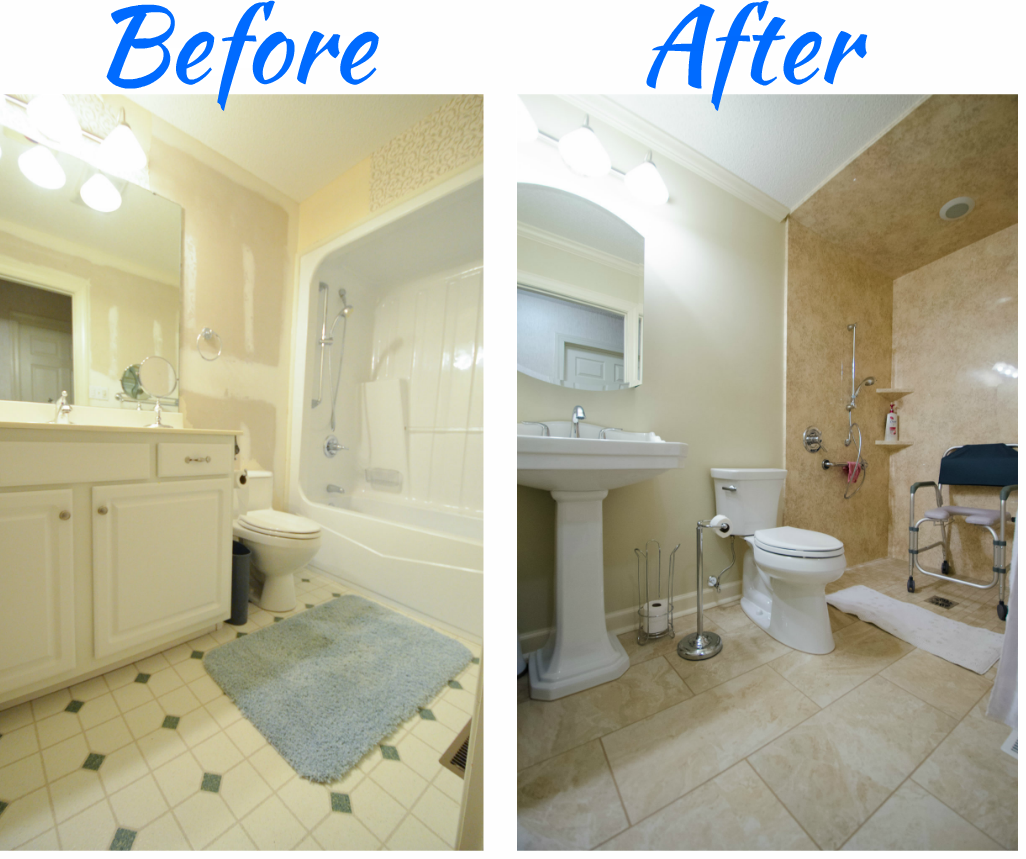Re Bath Bathroom Makeover Bathroom Remodel Vanity