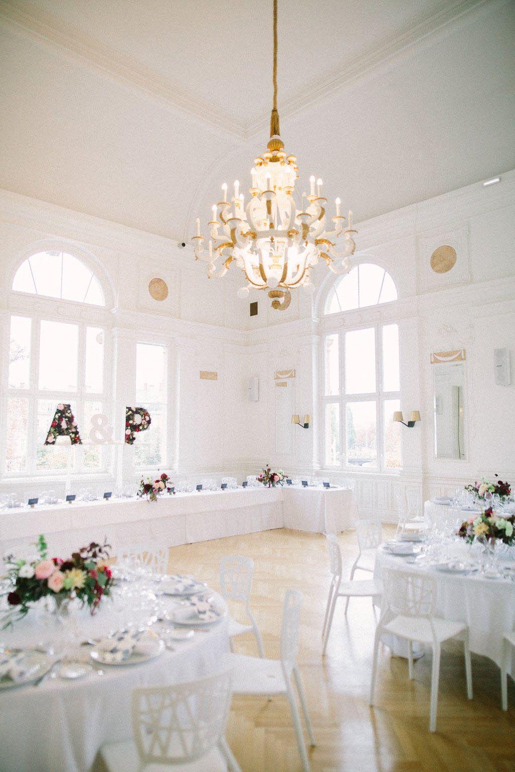 Un mariage à la Villa Sturm à Strasbourg Lettre à Elise