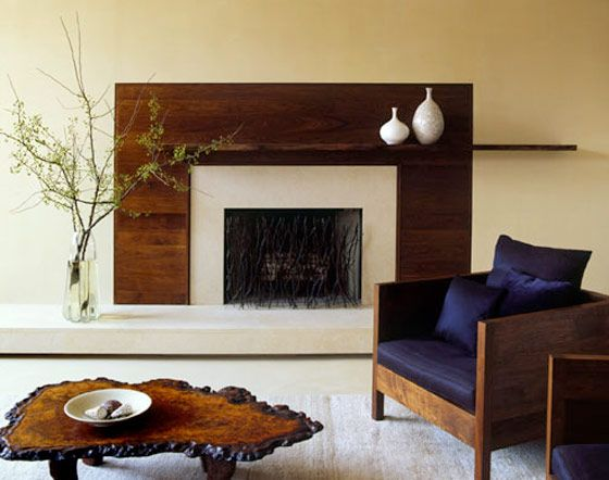 Amy Lau Design Mixed Mid Century Modern Plastolux Best Home Interior Design Modern Fireplace Interior Design Living Room