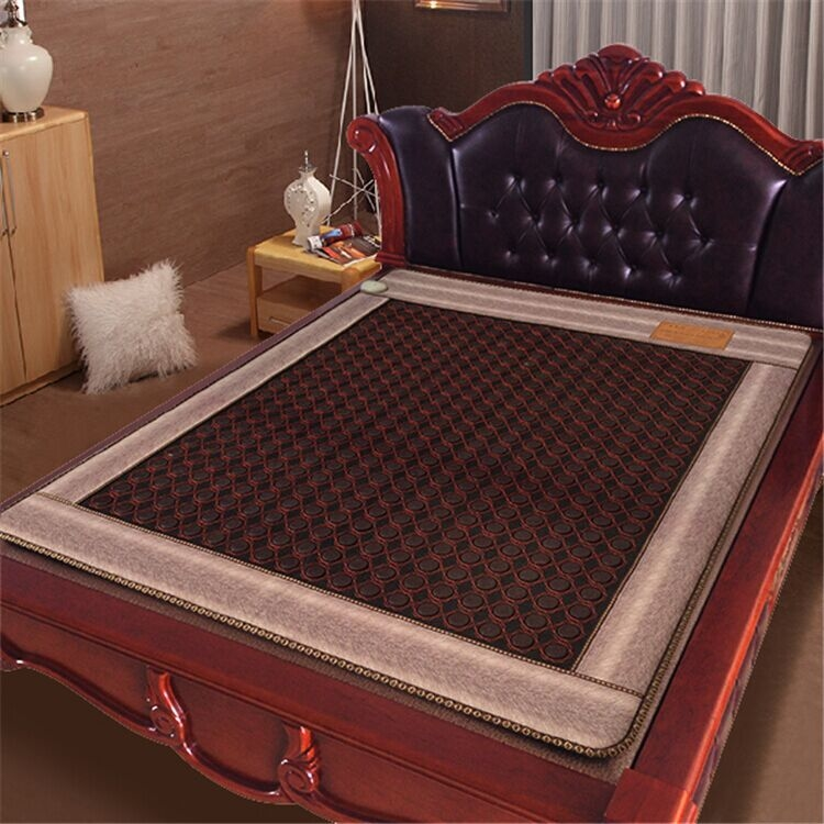 299.70$  Buy here - http://alijs6.worldwells.pw/go.php?t=32418743785 - 2016 best selling products infrared heating mat  tourmaline health products full body massage mat with heat 1.0X1.9M