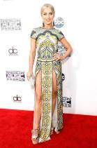 Celeb red carpet best dressed list | Julianne Hough in Naeem Khan gown | The Luxe Lookbook
