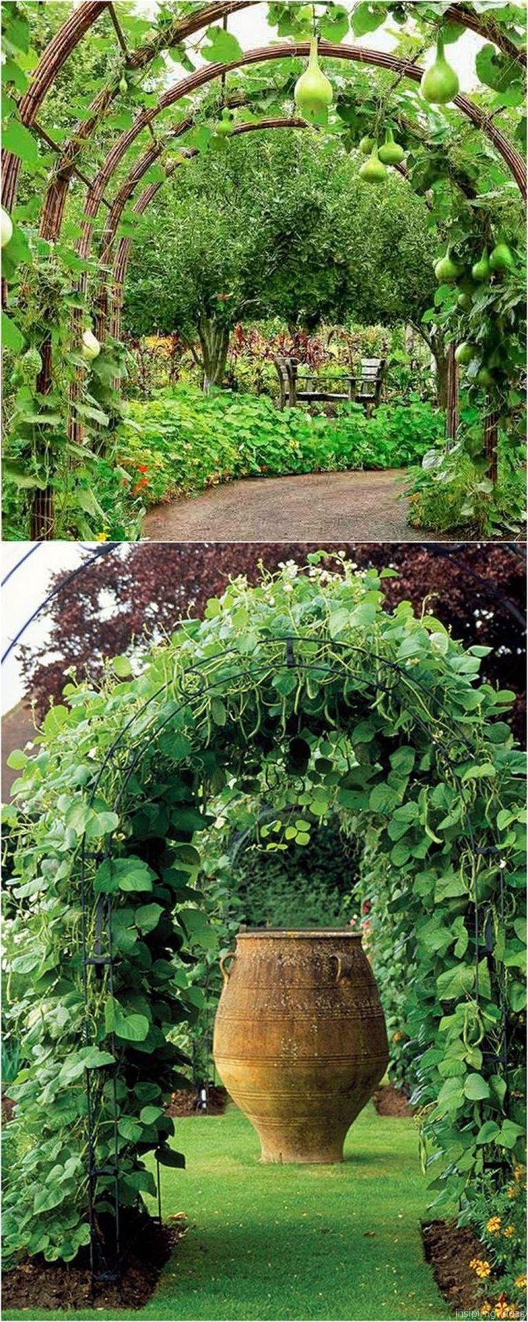 99 beautiful diy pergola design ideas | Pinterest | Gartenideen ...