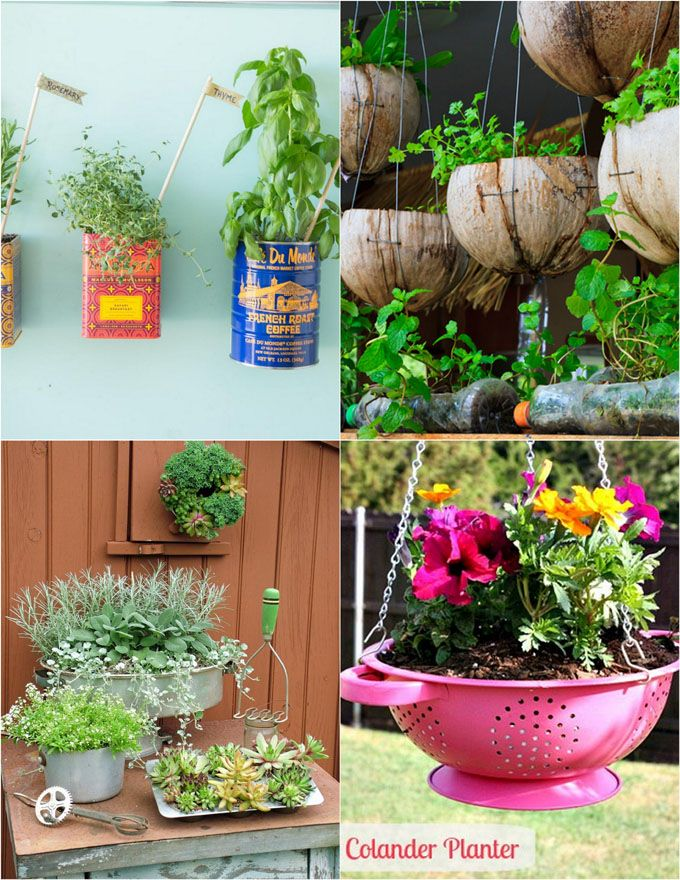 35 Creative Diy Planter Tutorials How To Turn Anything 400 x 300