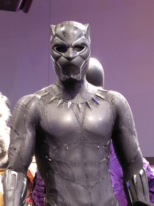 Black Panther Solo Film Costume And Mask Black Panther Costume Black Panther Panther Costume