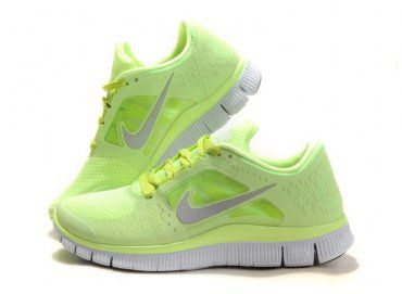 9467eedc22dc Nike Free Run 3 Womens Light Yellow 2013 Running Shoes