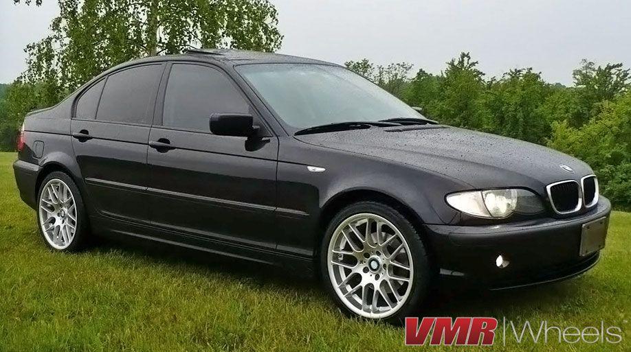 Bmw E46 Sedan Csl Wheels