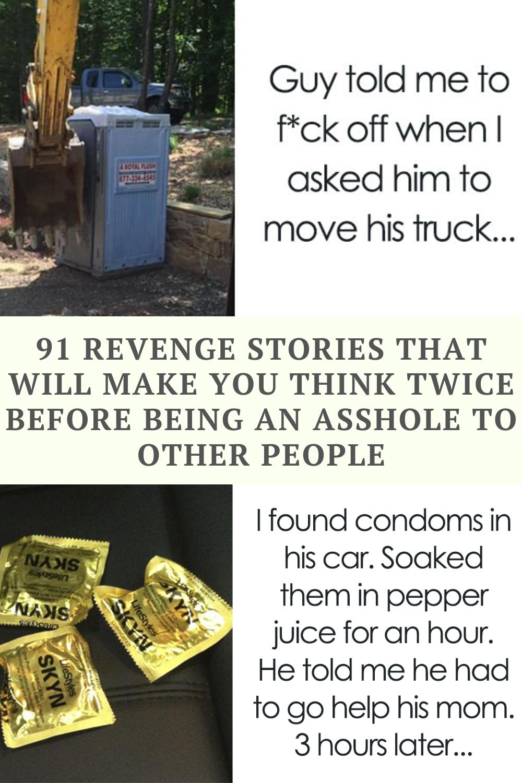 Ass hole stories