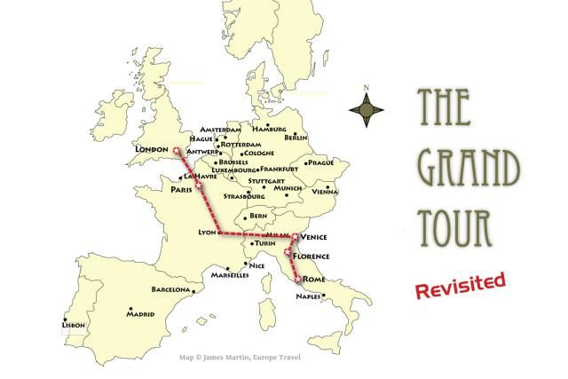 Slow Culture: Take the New Grand Tour of Europe: Path of the Grand Tour of Europe Revisited