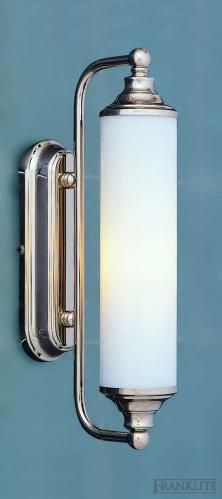 Psl vb3297 bathroom art deco bathroom art deco - Art deco bathroom lighting fixtures ...