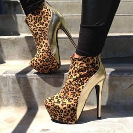 Animal Print Boots I Love Shoes Bags Boys Heels Stiletto Heels Leopard Print Boots