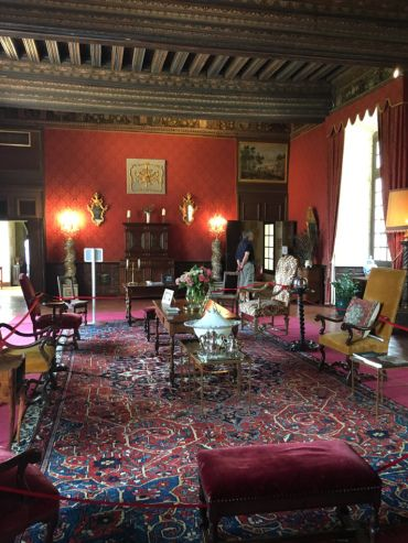 CHATEAU DE L'ISLETTE The friendliest little chateau in France Cycling from…
