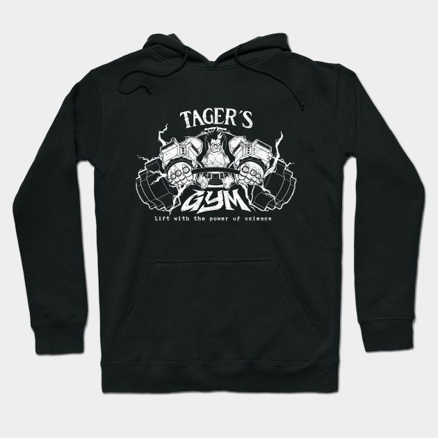 Tager's Gym Hoodie