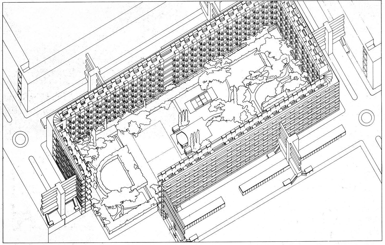 Le Corbusier Contemporary City For 3 Million