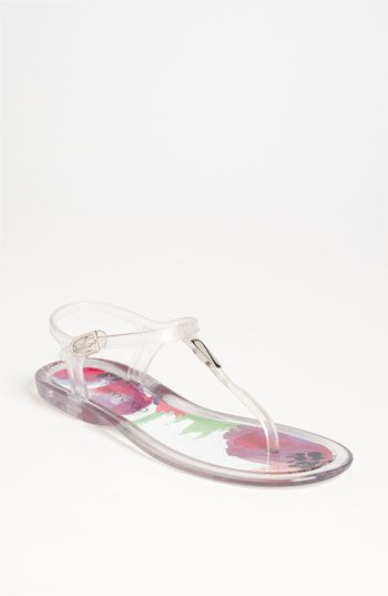 d5c46926218 Jimmy Choo  Maui  Jelly Thong Sandal available at Nordstrom