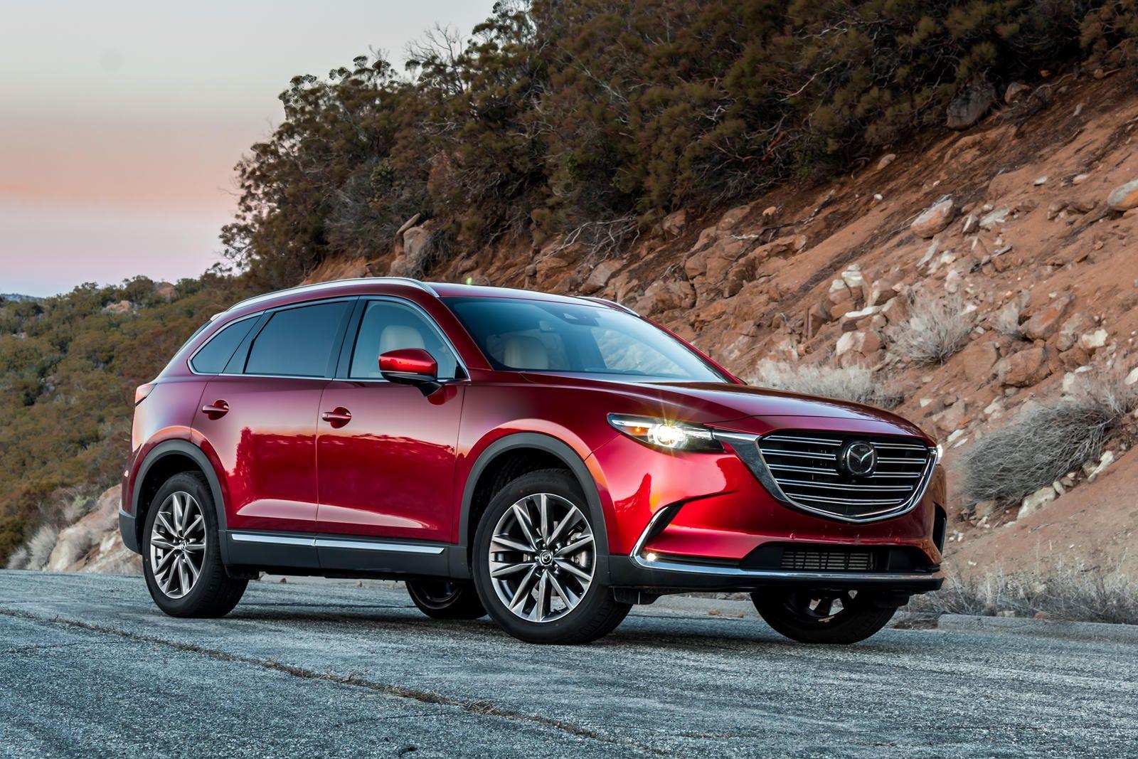 2020 Mazda Cx 9 Test Drive Review A Breath Of Fresh Air In 2020 Mazda Cx 9 Mazda Honda Pilot