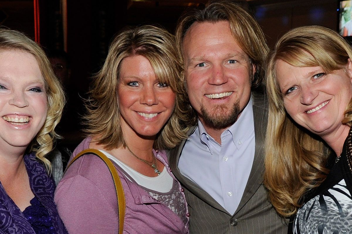 Sister Wives Cheating Scandal Grows More Voicemails From Affair Exposed In Touch Weekly Sister Wives Sister Wives Robyn Wife Affair