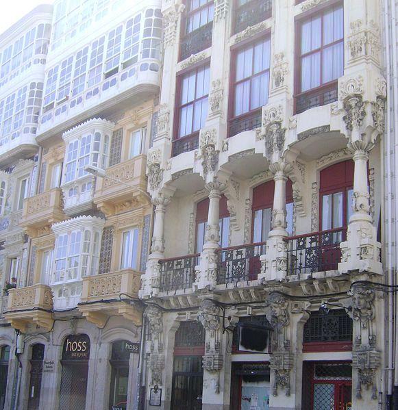 La Coruña. España