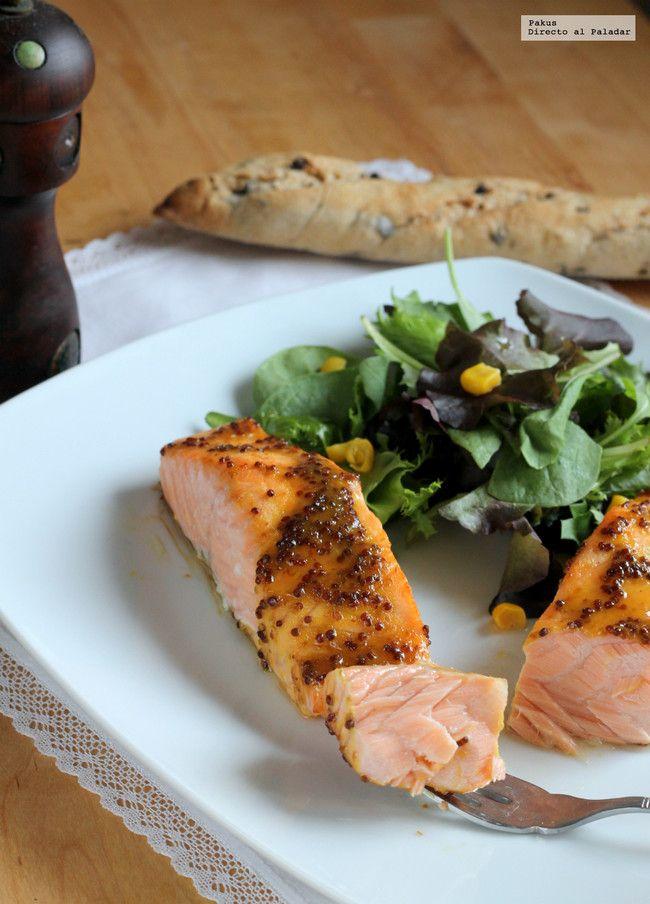 Cómo Cocinar Salmón Congelado Para Que Quede De Película En Menos De Treinta Minutos Como Cocinar Salmon Cocinar Salmon Salmon Recetas Horno