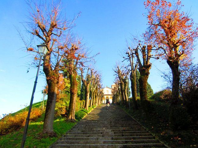 Muntavégia Quella delle terrazze di Montevecchia è tra le più belle ...