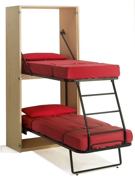 lit escamotable 10 id es ing nieuses pour optimiser l 39 espace lit escamotable lits et espaces. Black Bedroom Furniture Sets. Home Design Ideas