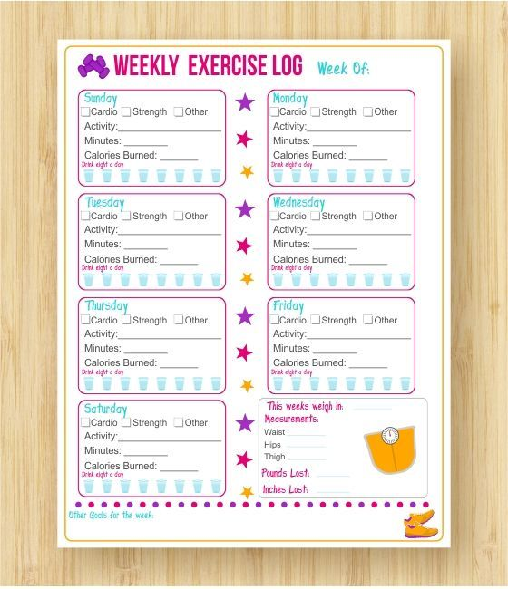 workout planners