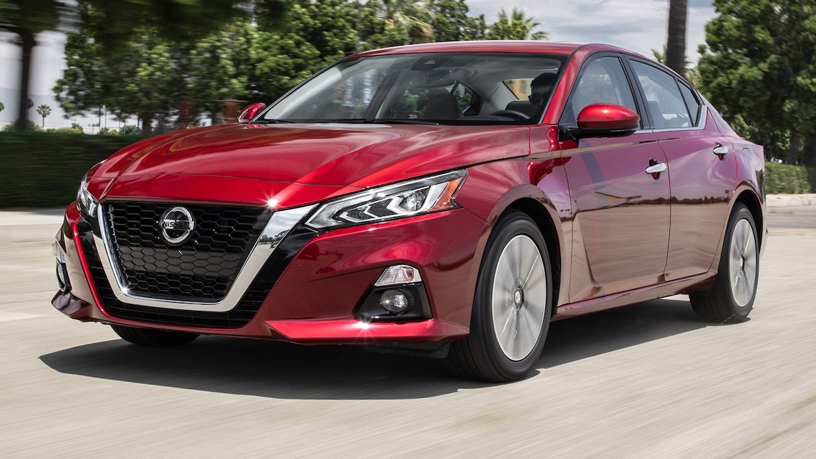 2019 and 2020 Nissan Altima 2.5SL AWD Review Nissan