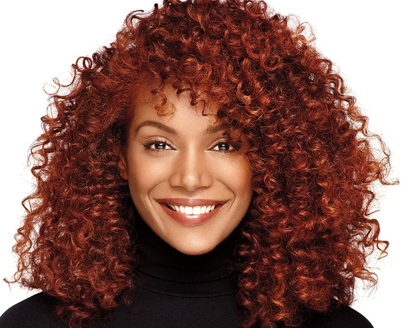 Clairol Textures and Tones in Cognac