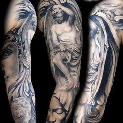 Татуировки, фото работ сделанные тату мастерами Москвы ...