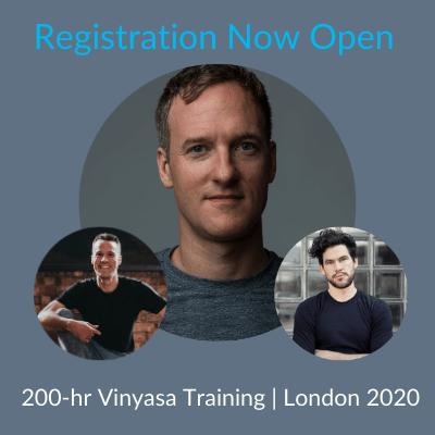 parivrtta trikonasana sequence in 2020  vinyasa yoga