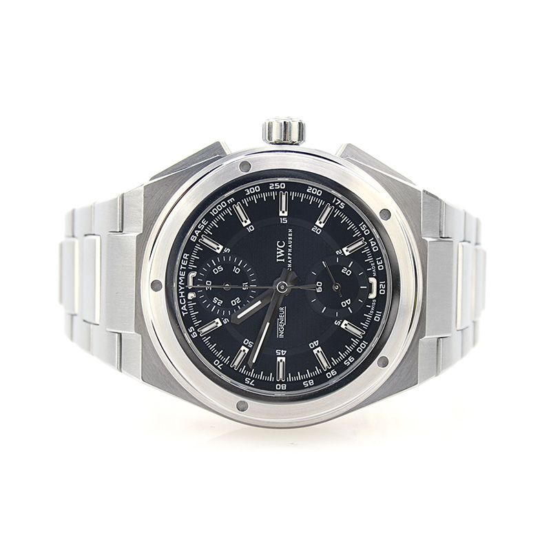 sale retailer 29483 325b9 IWC Ingenieur Chronograph Watch IW372501 - simple and ...
