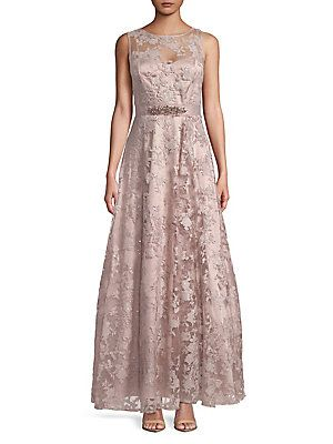 b99ef39ddb Eliza J Lace Evening Dress | Possible Dresses for Sarah's Wedding ...