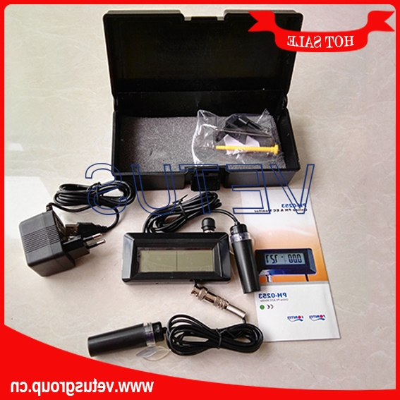 43.20$  Buy now - http://aliasi.worldwells.pw/go.php?t=32596753857 - PH-0253 digital EC ph meter 43.20$