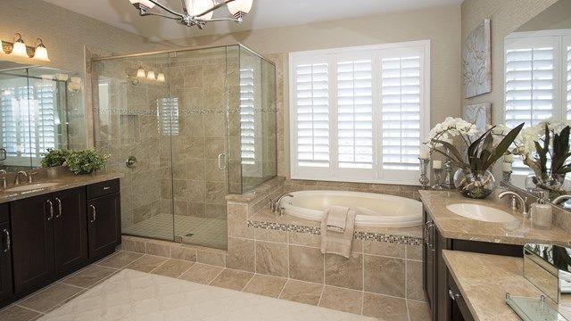 Grand Master Bath Thebridges Glhomes Realestate New